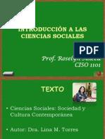 ¿Qué son las ciencias sociales?