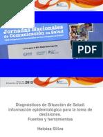 Presentación Heloisa Silva