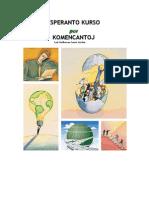 Esperanto Kurso Por Komencantoj Lecionoj