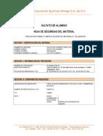 sulfatodealuminiolfh