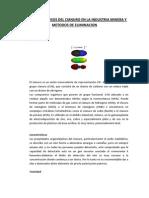 Fabricacion y Usos Del Cianuro en La Industria Minera y Metodos de Eliminacion