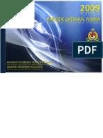 2009-Buku Projek Latihan AIMM