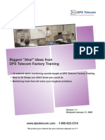Factory Training Biggest Ahas