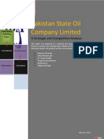 PSO Report by Mansoor Ali Seelro (Strategic Management)
