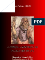 A justiça na República de Platão