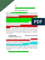 Consumo Personal de Drogas (Autonomia). Sentencia No. C-221-94. Corte Constitucional de Colombia