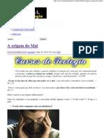 A origem do Mal _ Portal da Teologia.pdf