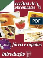 Varios Receitas de Sobremesas Faceis