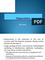 Depreciation Rk