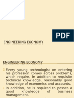 Engineering Economy. Introduction Ppt