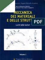 [E Book - Ingegneria - Scienza Delle Costruzioni] Meccanica Dei Materiali e Delle Strutture Vol.1 - M. Cannarozzi, A.M. Tarantino