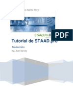 Tutorial Staad Prov 8 i