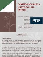 Cambios Sociales y Nuevo Rol Del Estado (2)