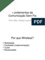 Redes Sem Fio - Fundamentos Comunicacao Sem Fio