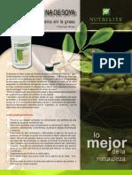 Nutrilite - Proteina de Soya