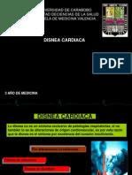 Disnea Del Cardiaco