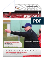 Ausgabe 28 - 2 SV Zwiesel_web