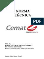 CEMAT NTE013-Fornecimento-de-energia-elétrica-em-baixa-tensão-8 rede cemat