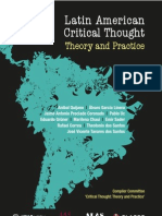 Latin America Critical Thought