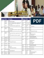 Calendario Academico 1er Sem 2013 2014