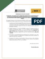 COMUNICADO N006-2013_OBLIGACION_CERTIFICARSE OSCE.pdf