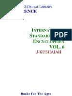 Bible Encyclopedia Vol 6 J - KU