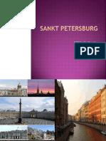Geografie- Sankt Petersburg -x