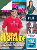 Study Breaks Magazine- August 2013, SA