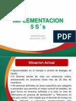 5 S´s presentacion[1]