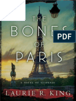THE BONES OF PARIS by Laurie R. King, Excerpt