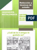 LECTURA, PROTAGONISMO EN LA LECTURA, ESCRITURA.pptx