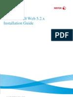 CentreWareWeb CWW 5.2.x InstallationGuide English