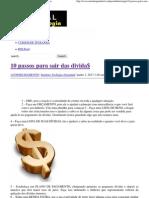 10 passos para sair das divida$ _ Portal da Teologia.pdf