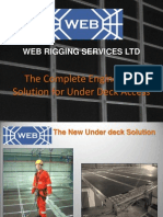 Web Rigging Services Ltd - SAS Open Day