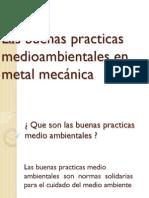 Las buenas practicas medioambientales en metal mecánica.pdf