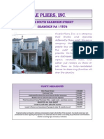 Shamokin St PA Property Presentation