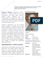 1225-1274 Tommaso d'Aquino - Wikipedia