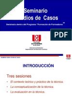 Seminario Programa de Formación de Educadores