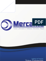 Catalogo Comercial TUBOS