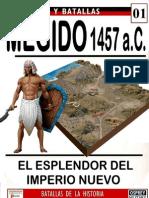 001.MEGIDO. 1457 a.C