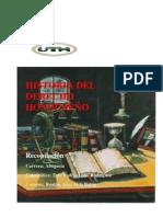 RECOPILACION HISTORIA DEL DERECHO HONDUREÑO2013