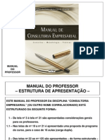Livro, Manual Da Consultoria Empresarial