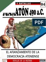 004.MARATÓN. 490 a.C