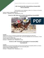 Catálogo de SPC uruguayos exportados a EE.UU