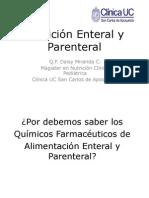 Clase Quimica y Farmacia UdeChile201 D, Miranda
