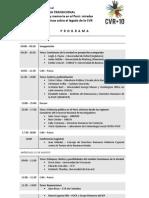 Programa Seminario Internacional Cvr 10