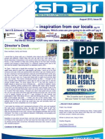 Step Into Life Keysborough August 2013 Newsletter