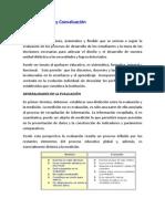 Autoevaluación y Coevaluación Marisol Del Vasto