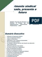 Movimento Sindical - Passado, Presente e Futuro - 2012