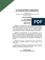 Ley Procedimientos Administrativos Jalisco.pdf